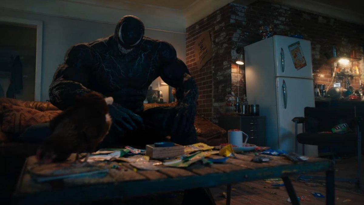 Вышли три коротких ролика «Венома 2» с комментариями режиссёра