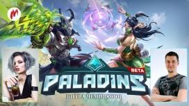 Игромания вернется в Битву чемпионов в Paladins