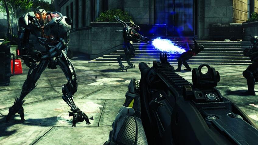 Crysis2 все-таки получит DirectX11