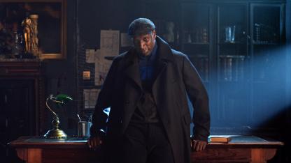 «Арсен Люпен» с Омаром Си из «1+1» выйдет на Netflix уже 8 января