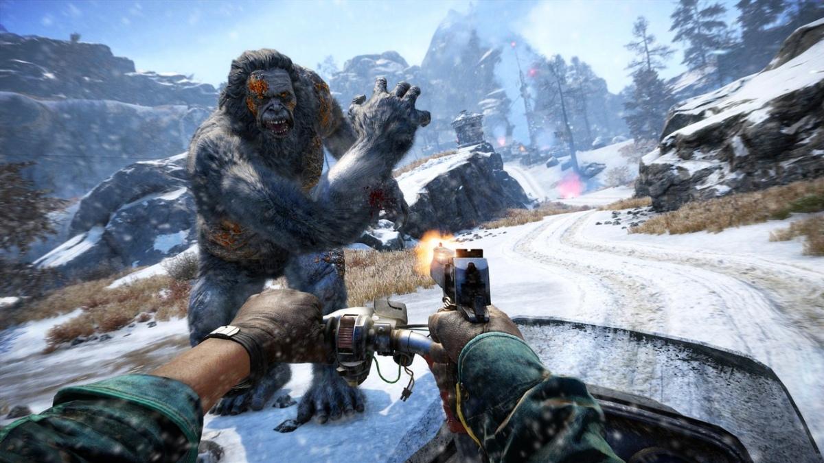 Ubisoft показала трейлер нового дополнения к Far Cry4