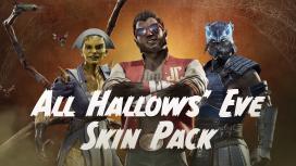 Саб-Зиро, Джонни Кейдж и Ди'Вора в Mortal Kombat11 получат хэллоуинские костюмы