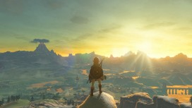 The Legend of Zelda: Breath of the Wild прошли за 45 минут