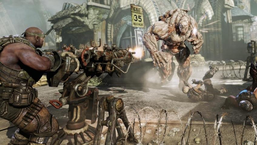 Поклонникам Gears of War предлагают купить билетик
