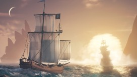 Скоро не только живые игроки смогут управлять кораблями в Sea of Thieves