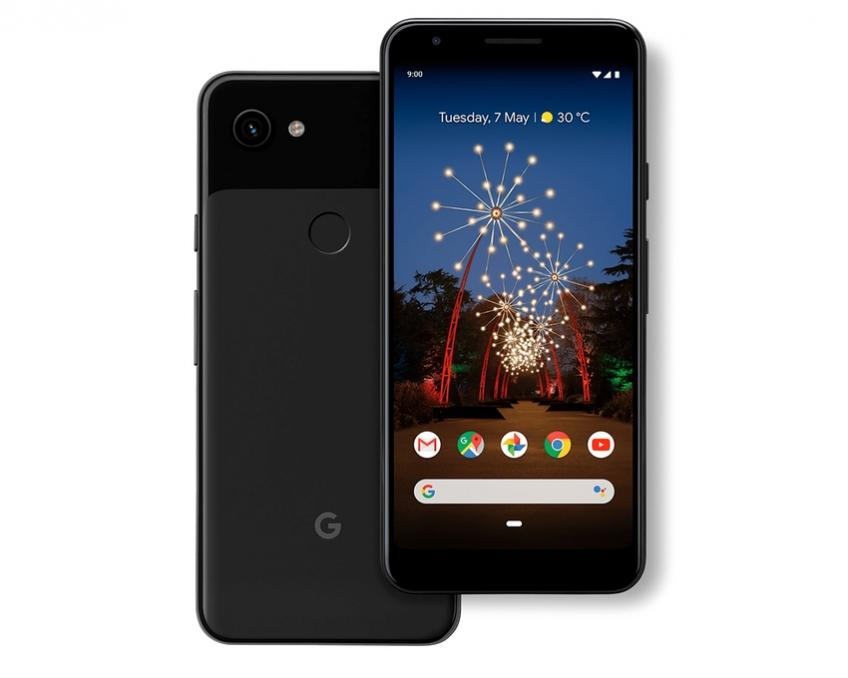 Google анонсировала смартфоны Pixel 3A и 3A XL, названы цены