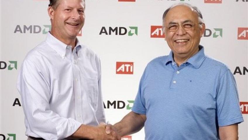 Видеокарты ATI на заводах AMD