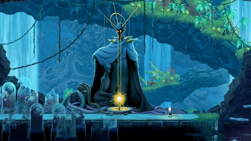 В течение недели Sundered бесплатно раздают в Epic Games Store
