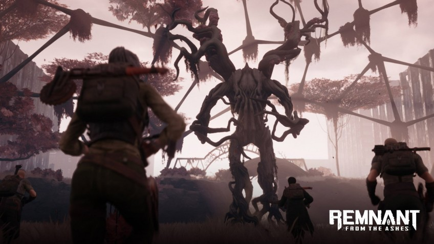 Авторы Darksiders 3 анонсировали Remnant: From the Ashes