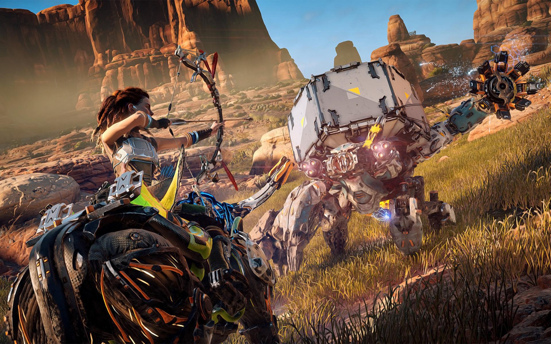 Horizon Zero Dawn подорожала и в Epic Games Store