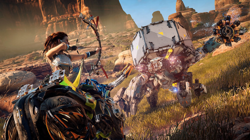 Horizon Zero Dawn подорожала и в Epic Games Store