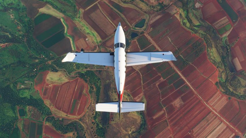 Microsoft Flight Simulator в Steam продают за 4359 рублей