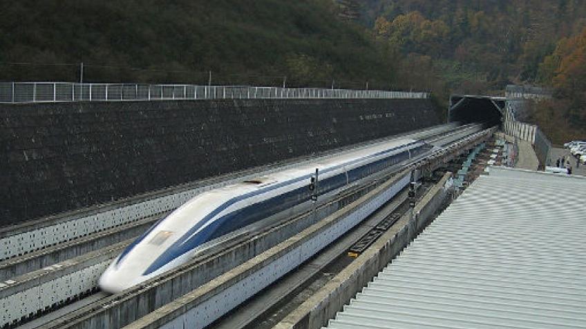 Китай побил свой же рекорд скорости поезда