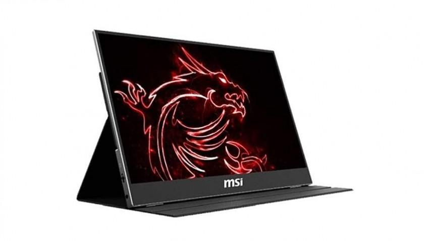 MSI представила портативный монитор с частотой 240 Гц