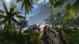 Crytek исправила версию ремастер Crysis для Xbox One X