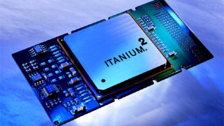 Intel рассказала про следующую версию Itanium