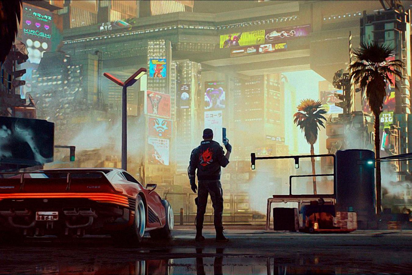 Cyberpunk 2077 вернётся в PS Store уже21 июня