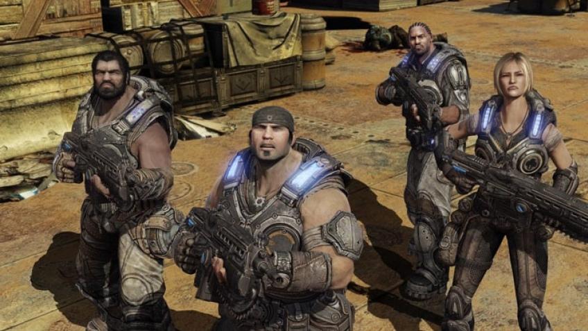 Новые герои Gears of War 3