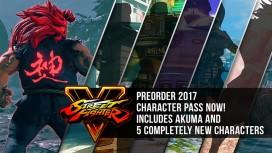 Создатели Street Fighter V показали Акуму в действии