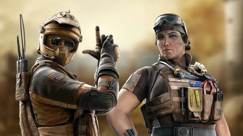 Ubisoft показала австралийских оперативников для Rainbow Six Siege