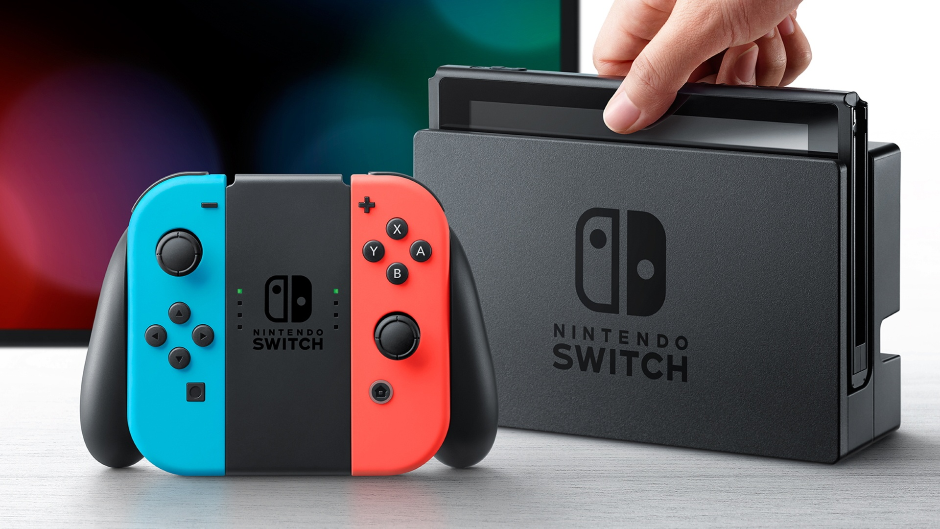 На Nintendo Switch добавили возможность переназначать кнопки управления