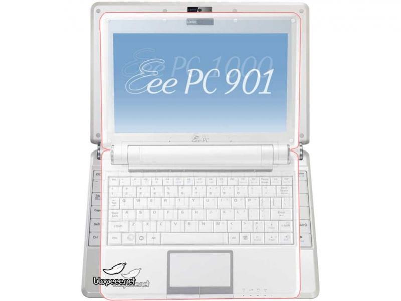 ASUS представила Eee PC 1000