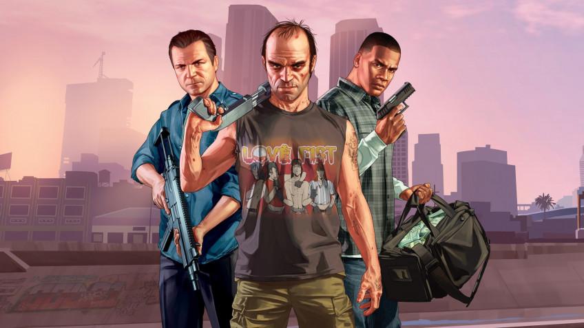 SuperData: в мае число PC-игроков Grand Theft Auto V выросло на 245%