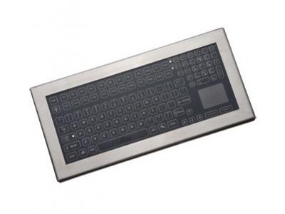 Новая стойкая клавиатура от iKey