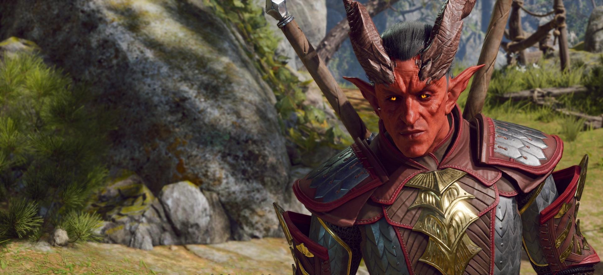 Утечка: первые скриншоты Baldur's Gate III — их много