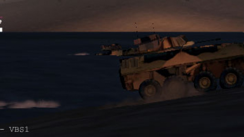 Тренажер Operation Flashpoint