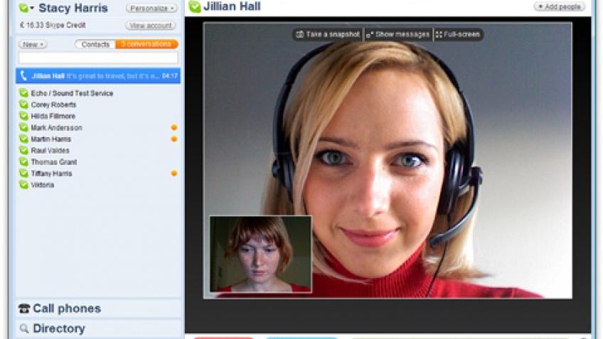 Facebook и Google хотят купить Skype?