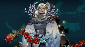 Богиня с удочкой: к Hades выпустили бесплатное обновление Long Winter