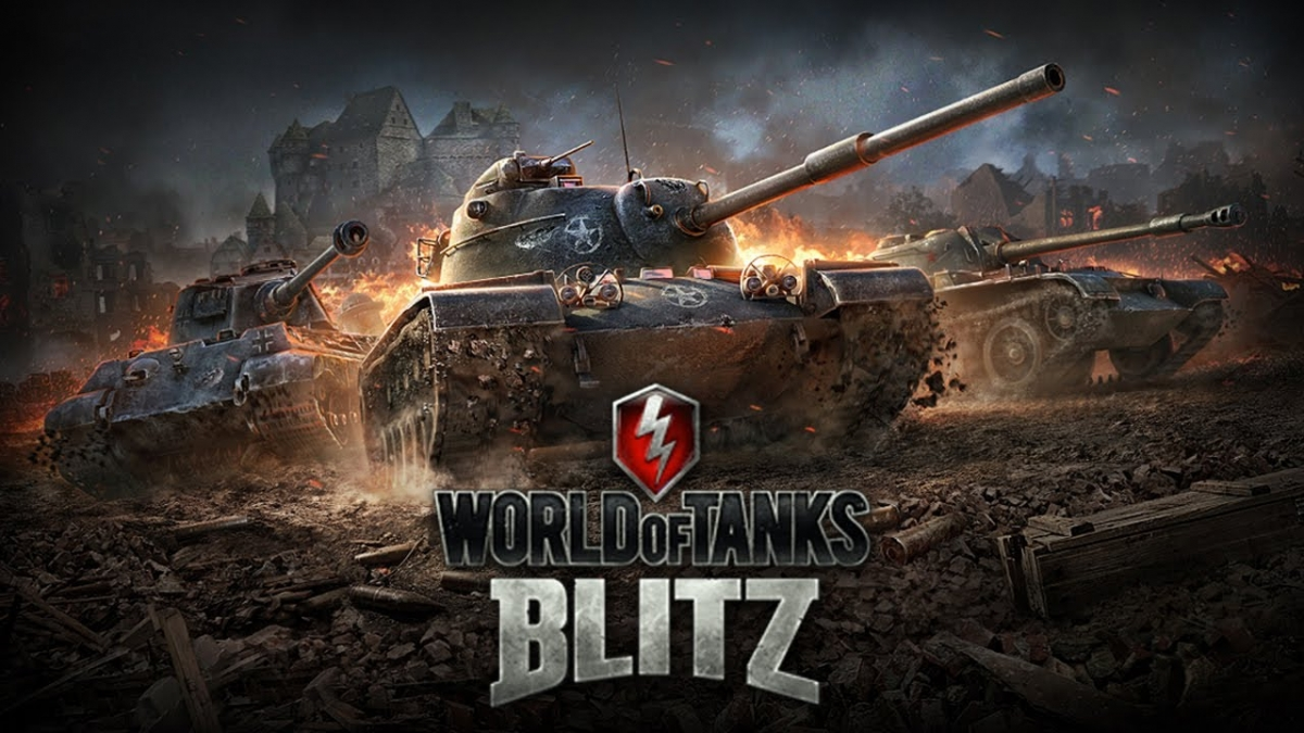 World of Tanks Blitz скоро объединится с Warhammer 40 000