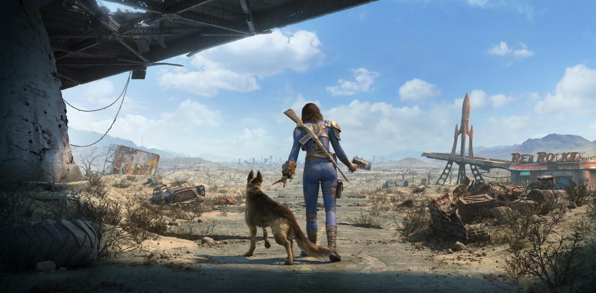 Для Fallout4 вышло фанатское дополнение — оно масштабнее Nuka World и Far Harbor