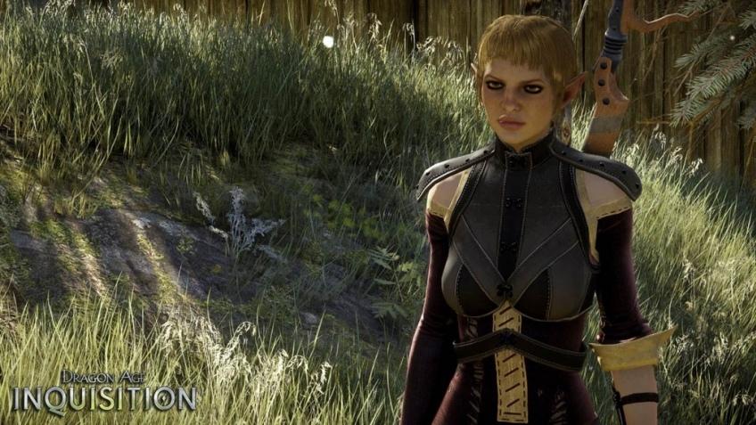 Секс в игре dragon age видео