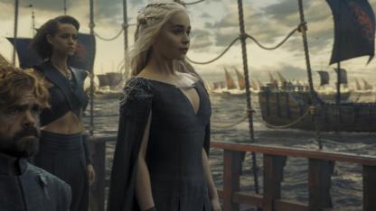СМИ: найден сценарист ещё одного спин-оффа «Игры престолов» — «10 000 кораблей»