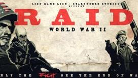 Starbreeze представила кооперативный шутер RAID: World War II