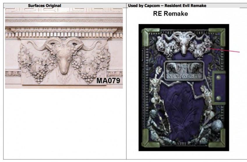 Дизайнер обвинила Capcom в краже своих фото для игр серий Resident Evil и Devil May Cry3