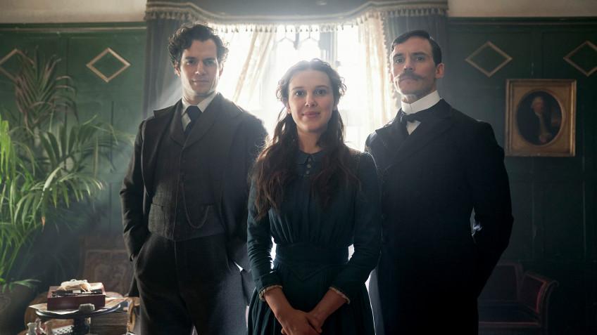 Netflix запустил в разработку сиквел «Энолы Холмс»