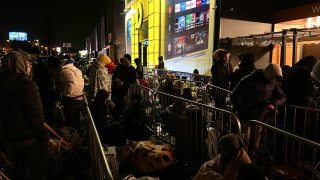 Видеокарты RTX 30 предложили по официальной цене — люди ночевали в очереди