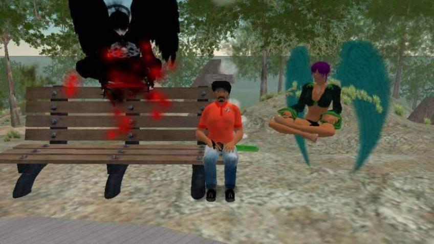 Пресса для Second Life