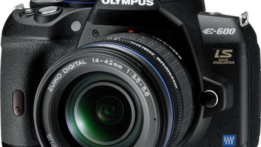 Новая зеркалка Olympus