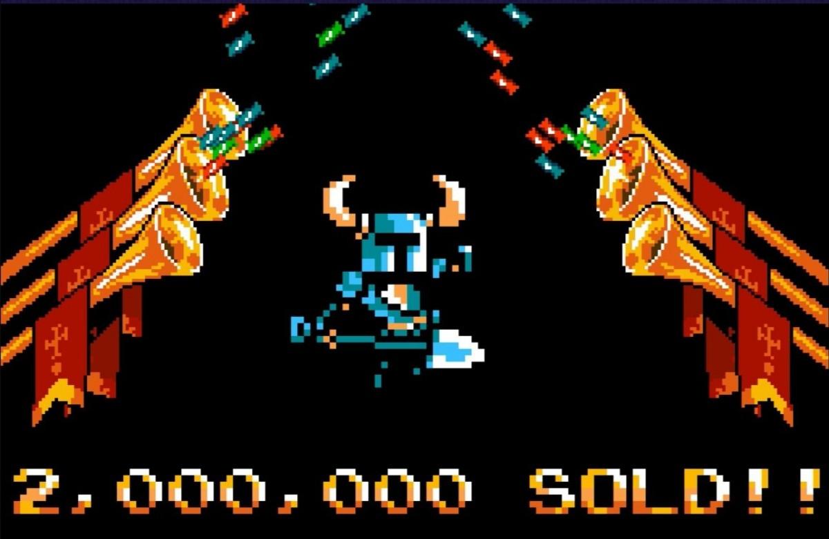 Shovel Knight купили два миллиона игроков