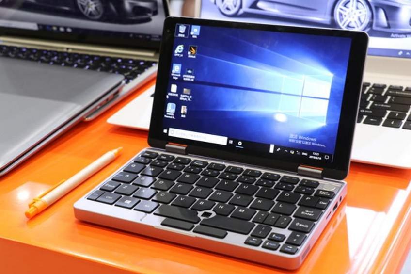 СМИ: Chuwi показала свой мини-лэптоп