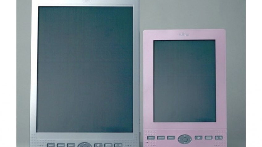 Fujitsu готовит планшет на основе E Ink