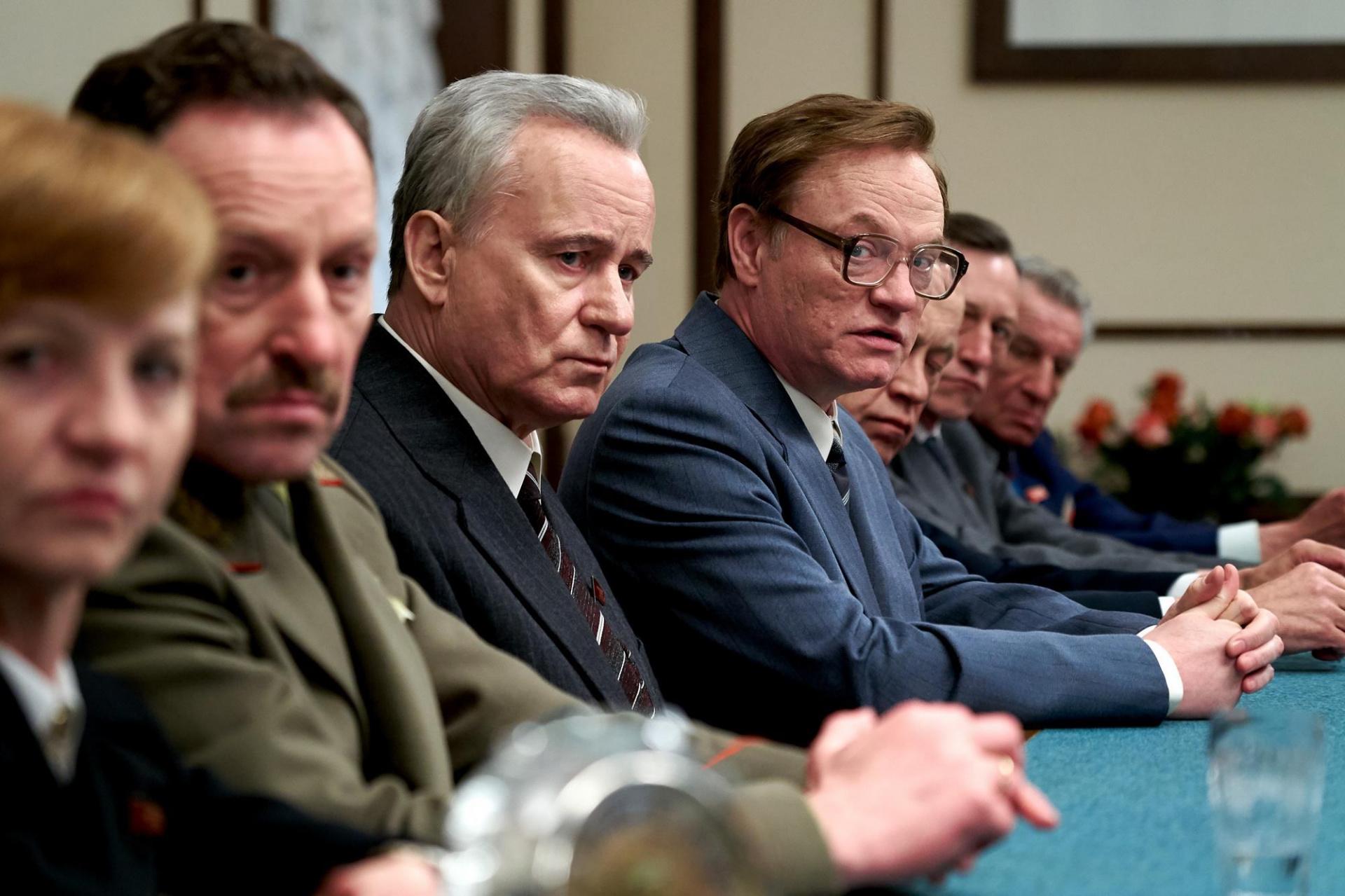 «Чернобыль» получил девять наград BAFTA