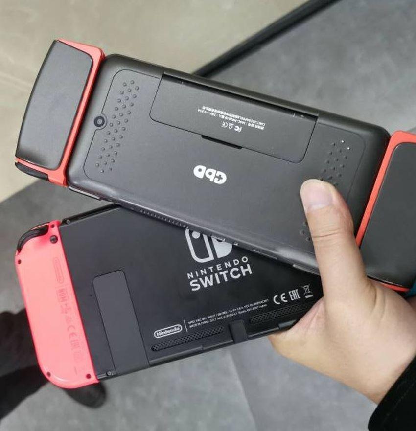 Утечка указывает, что GPD может готовить аналог Nintendo Switch