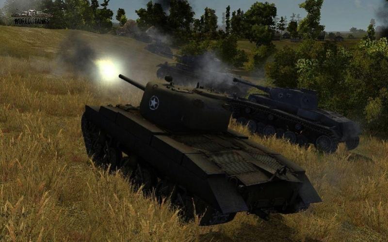 В Киеве пройдет турнир по World of Tanks