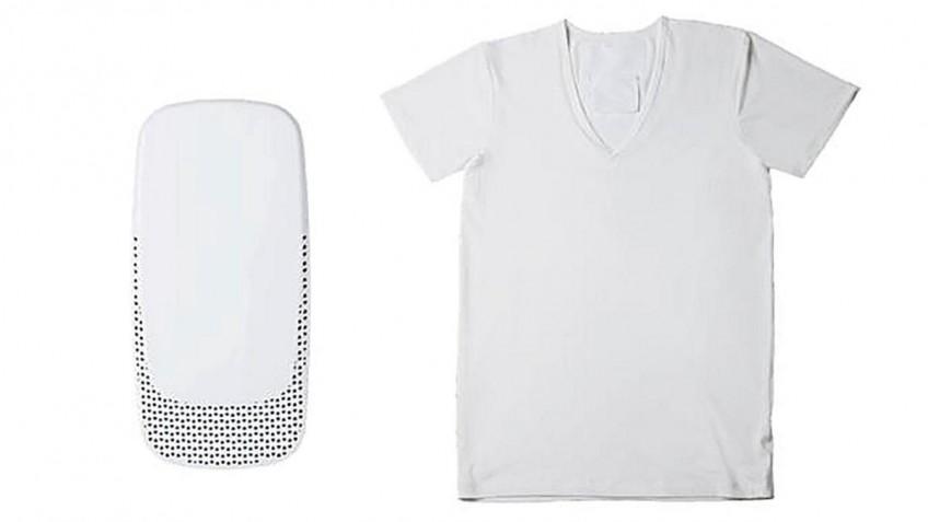 Представлен мини-кондиционер для одежды