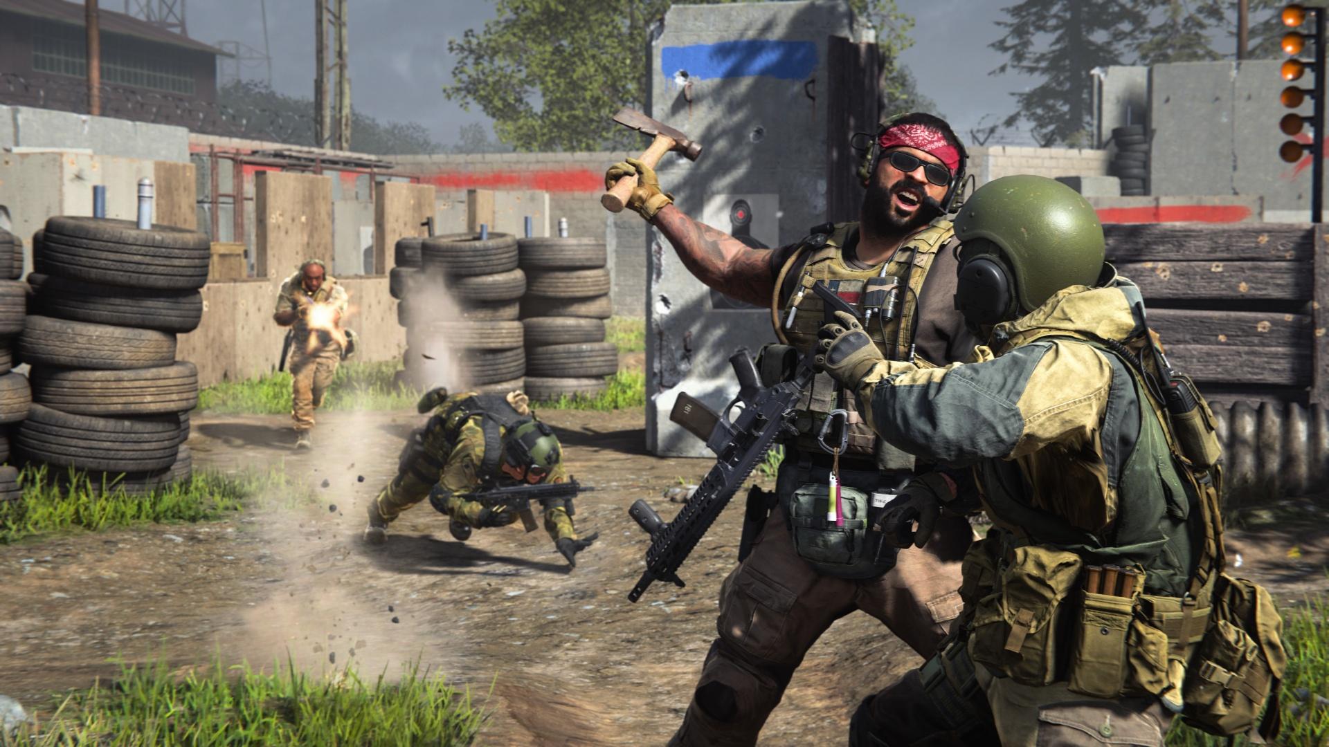 Call of Duty: Modern Warfare снова возглавила чарт английской розницы